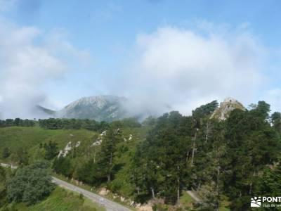 Descenso Sella_Sierra del Sueve; montañas de alicante ruta valle del jerte calas en peñiscola viaj
